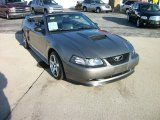 2002 Ford Mustang GT Convertible Front 3/4 View