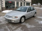 2003 Ultra Silver Metallic Chevrolet Cavalier LS Sedan #77167508