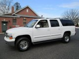 2001 Summit White Chevrolet Suburban 2500 LT 4x4 #77167421