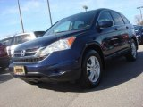 2010 Royal Blue Pearl Honda CR-V EX-L #77167028