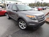 2013 Sterling Gray Metallic Ford Explorer Limited #77167223