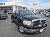 2006 Black Dodge Ram 1500 SLT Quad Cab #77166920
