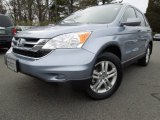2011 Glacier Blue Metallic Honda CR-V EX-L #77167315