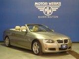 2009 Platinum Bronze Metallic BMW 3 Series 328i Convertible #77166819