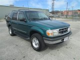 1998 Ford Explorer Pacific Green Metallic