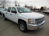 2012 Chevrolet Silverado 1500 LS Crew Cab 4x4 Data, Info and Specs