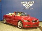 2010 Crimson Red BMW 3 Series 335i Convertible #77166816