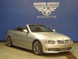 2011 Titanium Silver Metallic BMW 3 Series 328i Convertible #77166815