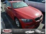 2012 Crimson Red BMW 3 Series 335i Convertible #77167208