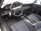 1993 Porsche 911 Carrera RS America Black Interior