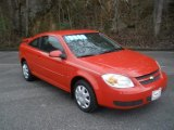 2007 Victory Red Chevrolet Cobalt LT Coupe #77167398