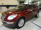 2009 Buick Enclave Red Jewel Tintcoat