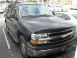 2004 Dark Blue Metallic Chevrolet Tahoe  #77167189
