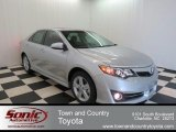 2013 Classic Silver Metallic Toyota Camry SE #77167295