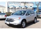 2010 Alabaster Silver Metallic Honda CR-V LX AWD #77167459