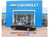 1999 Black Ford Mustang GT Convertible #77167281