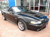 1999 Ford Mustang Black