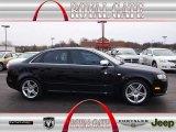 2008 Brilliant Black Audi A4 2.0T Special Edition quattro Sedan #77166866
