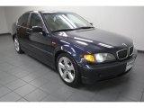 2004 Orient Blue Metallic BMW 3 Series 330i Sedan #77167272