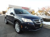 2011 Night Blue Metallic Volkswagen Tiguan SE 4Motion #77166961
