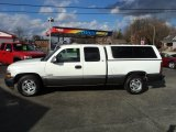 2000 Summit White Chevrolet Silverado 1500 LS Extended Cab #77219257