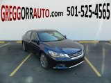 2013 Obsidian Blue Pearl Honda Accord Sport Sedan #77219149