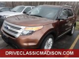 2011 Golden Bronze Metallic Ford Explorer XLT #77219247