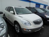 2010 White Diamond Tricoat Buick Enclave CXL AWD #77219436