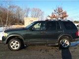2003 Aspen Green Metallic Ford Explorer XLT 4x4 #77219132