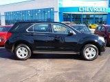 2010 Black Chevrolet Equinox LS #77218828