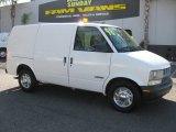 1998 White Chevrolet Astro Cargo Van #77218823