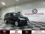 2011 Crystal Black Pearl Honda CR-V SE #77218908