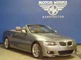 2010 Space Gray Metallic BMW 3 Series 328i Convertible #77218711