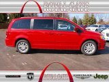 2013 Redline 2 Coat Pearl Dodge Grand Caravan SXT #77218785