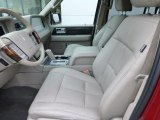 2007 Lincoln Navigator Luxury 4x4 Front Seat