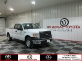 2010 Oxford White Ford F150 XL SuperCab #77218888