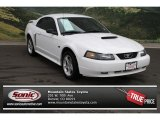 2002 Oxford White Ford Mustang GT Coupe #77218689
