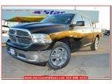 2013 Black Gold Pearl Ram 1500 Lone Star Crew Cab #77219200