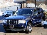 2006 Midnight Blue Pearl Jeep Grand Cherokee Limited 4x4 #77218677