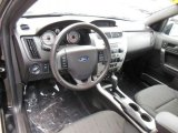 2011 Ford Focus Interiors