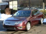 2011 Bordeaux Reserve Metallic Ford Fusion SEL V6 #77218675