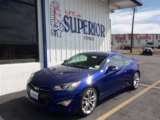 2013 Shoreline Drive Blue Hyundai Genesis Coupe 3.8 Track #77218868