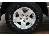 2007 Dodge Ram 1500 SLT Quad Cab Wheel
