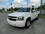 2007 Chevrolet Avalanche LS Data, Info and Specs