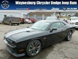 2013 Pitch Black Dodge Challenger SRT8 392 #77219068