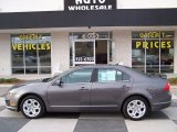 2011 Sterling Grey Metallic Ford Fusion SE V6 #77219178