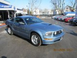 2008 Ford Mustang Windveil Blue Metallic