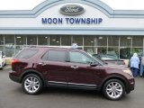 2011 Bordeaux Reserve Red Metallic Ford Explorer XLT #77219057