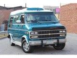 1995 Chevrolet Chevy Van G20 Passenger Conversion
