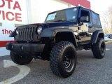 2010 Black Jeep Wrangler Sport Islander Edition 4x4 #77219281